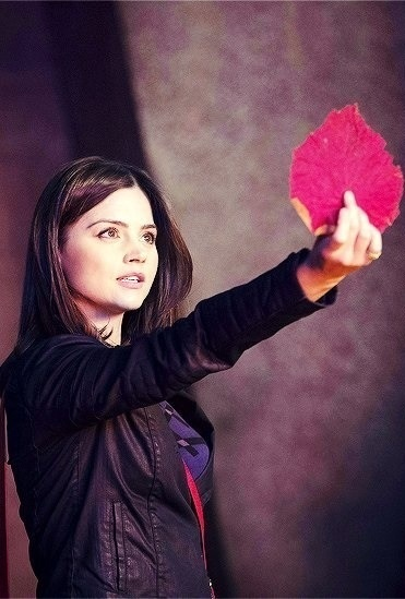 """""""Still hungry? Well, I brought something for you. This. The most important leaf in human history."""""""