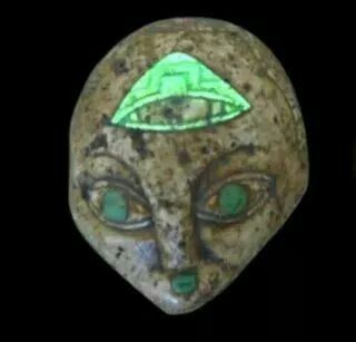 Stones found, with alien & ufo engravings, in Ojuelos, Jalisco, Mexico 1 of 3