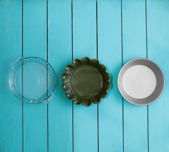 choosing a pie plate--which one is the best choice for the pie you are baking