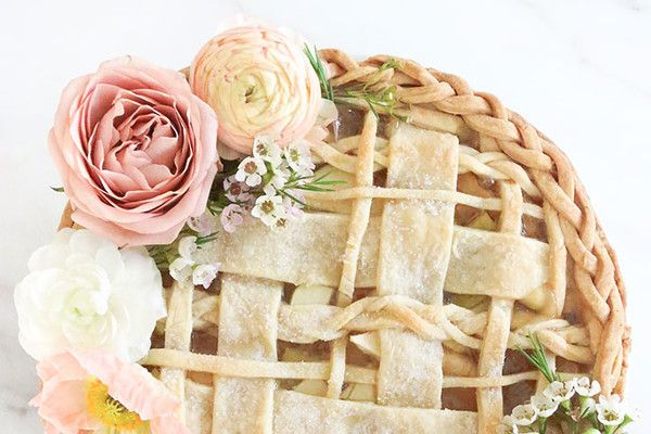 """Seven Ways to Serve Pie at Your Wedding - Southernliving. Why have cake when you could have pie?   Do you prefer pie over cake? You add your personal touch to every aspect of your wedding, so go a step further and incorporate your favorite dessert into your reception. Choose a single flavor of pie to sub for the traditional wedding cake, or offer an assortment to complement the dessert bar. As Jane Austen said, """"Good apple pies are a considerable part of our domestic happiness."""" We think…"""