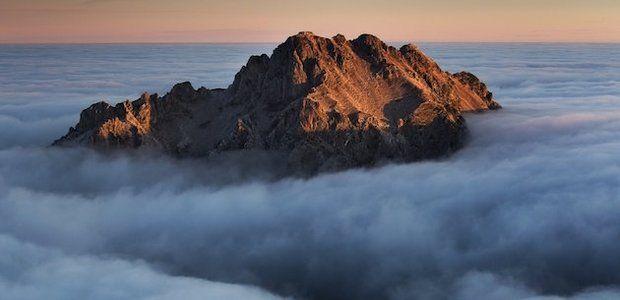 Veľký Rozsutec Mountain