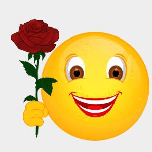 Smiley – Rose