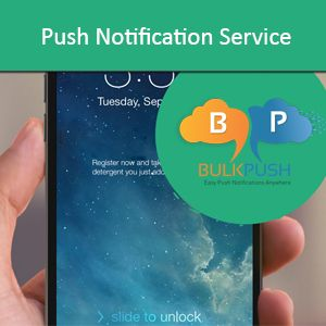 The seminal role of push notification technology in making your business initiative a success - http://goo.gl/KG7xo5