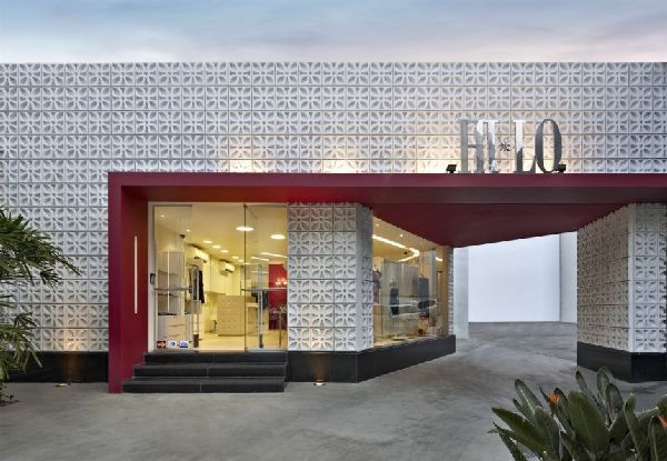 mall exterior storefront - Google Search