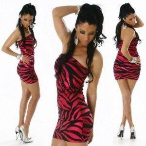 Fotos de Vestidos Cortos y Pegados5 300x300