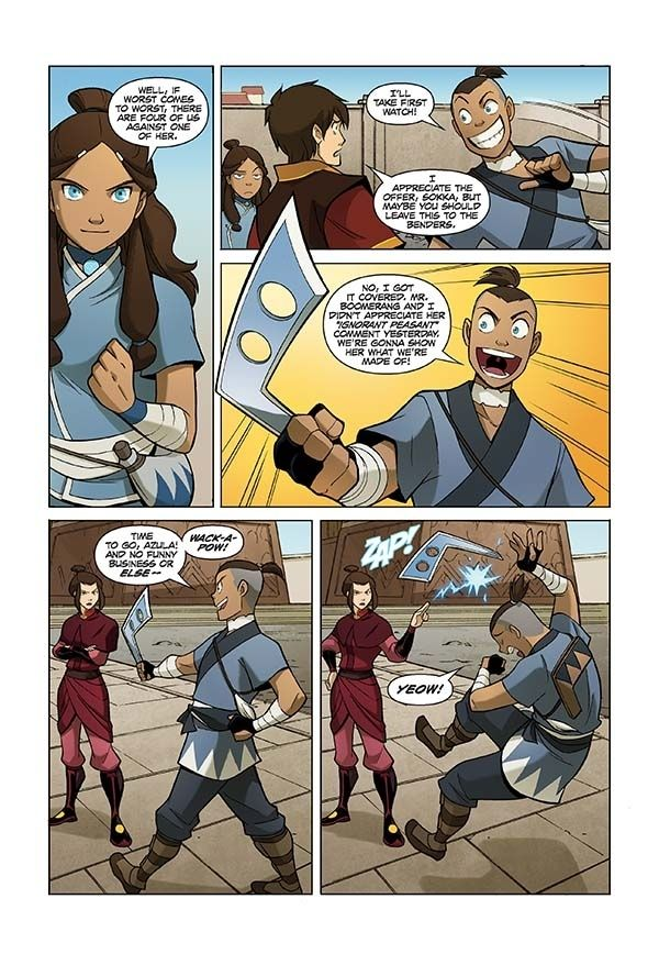 """""""Avatar: The Last Airbender"""" Is Searching For Answers"""