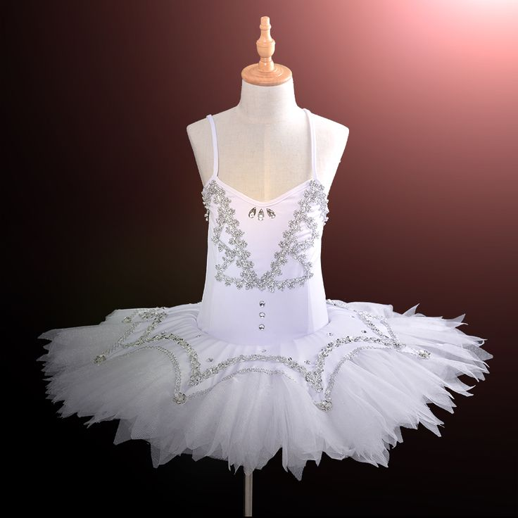 ==> [Free Shipping] Buy Best Girls Gymnastic Leotard Ballet Dancing Dress White Swan Lake Costume Ballerina Kids Ballet Dress Children Ballet Tutu child girl Online with LOWEST Price | 32804684034