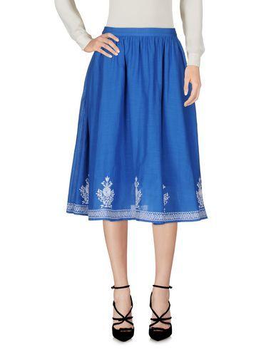 YMC YOU MUST CREATE Women's 3/4 length skirt Azure 10 US