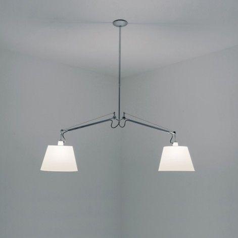 Tolomeo Basculante Sospensione hanglamp