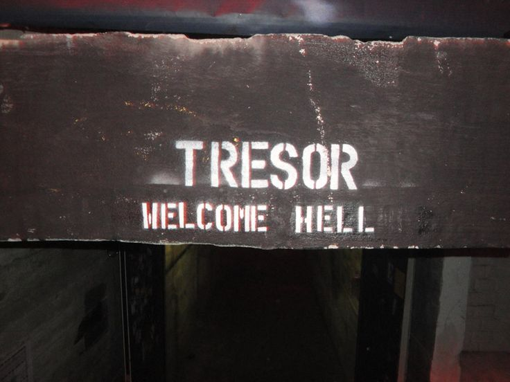 #tresor #techno #berlin