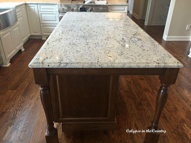 28 best Home: Kitchen: White Ice Granite images on Pinterest ...
