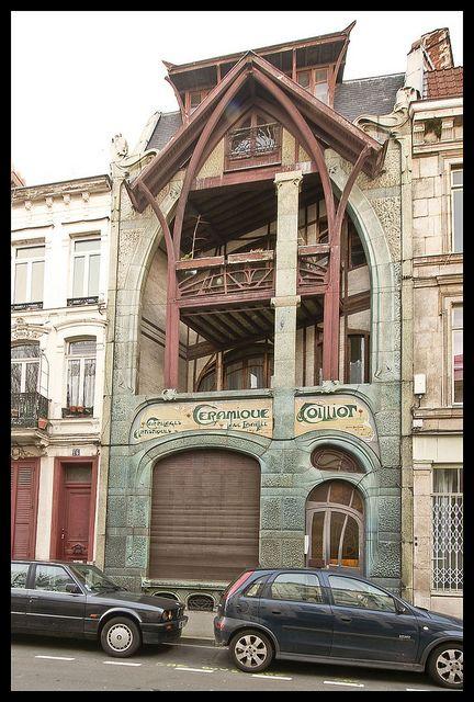 la Maison Coillot, Lille - France
