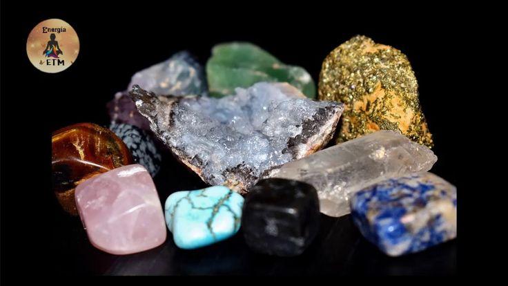 Varias formas de  limpiar nuestras gemas, cuarzos, FÁCIL PASO A PASO .