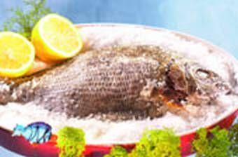 Receta Dorada a la sal, nuestra receta Dorada a la sal - Recetas enfemenino