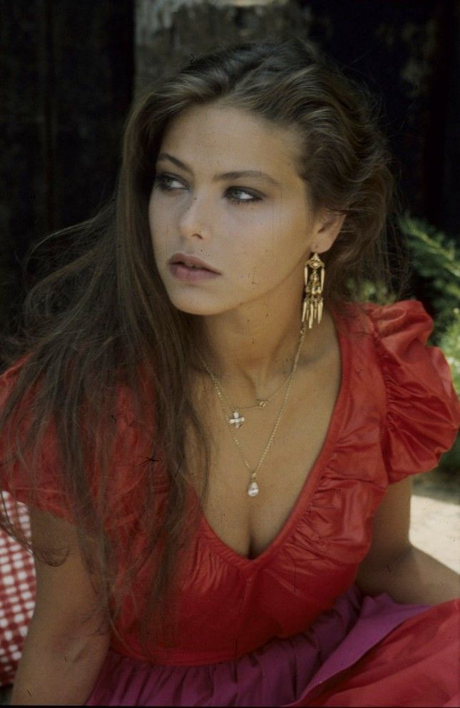 "Italian actress Ornella Muti as Odette de Crecy in 1984's ""Swann In Love"" with Jeremy Irons"