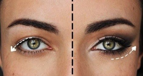 8 Steps To Lift Up Your Eyes - Fashion Style Mag