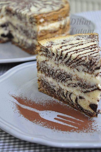 Zebra keki
