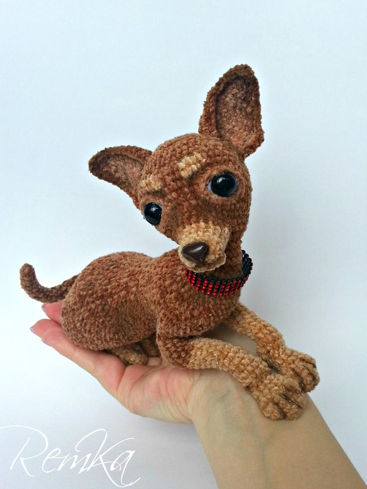 229 best perros #crochet#amigurumis# images on Pinterest | Hund ...