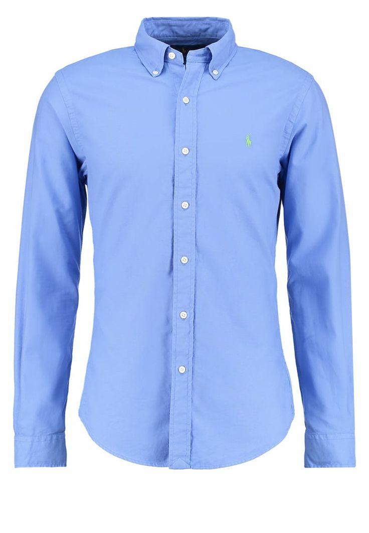 Polo Ralph Lauren SLIM FIT Hemd harbor island blue Premium bei Zalando.de | Material Oberstoff: 100% Baumwolle | Premium jetzt versandkostenfrei bei Zalando.de bestellen!