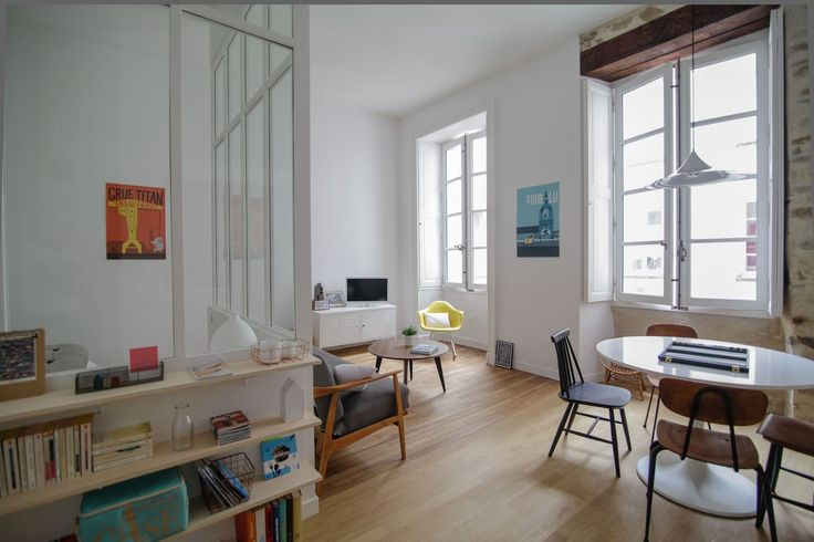 LittlePommeraye Hypercentre Design - Appartements à louer à Nantes