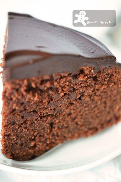 Donna Hay melt and mix gluten free chocolate cake