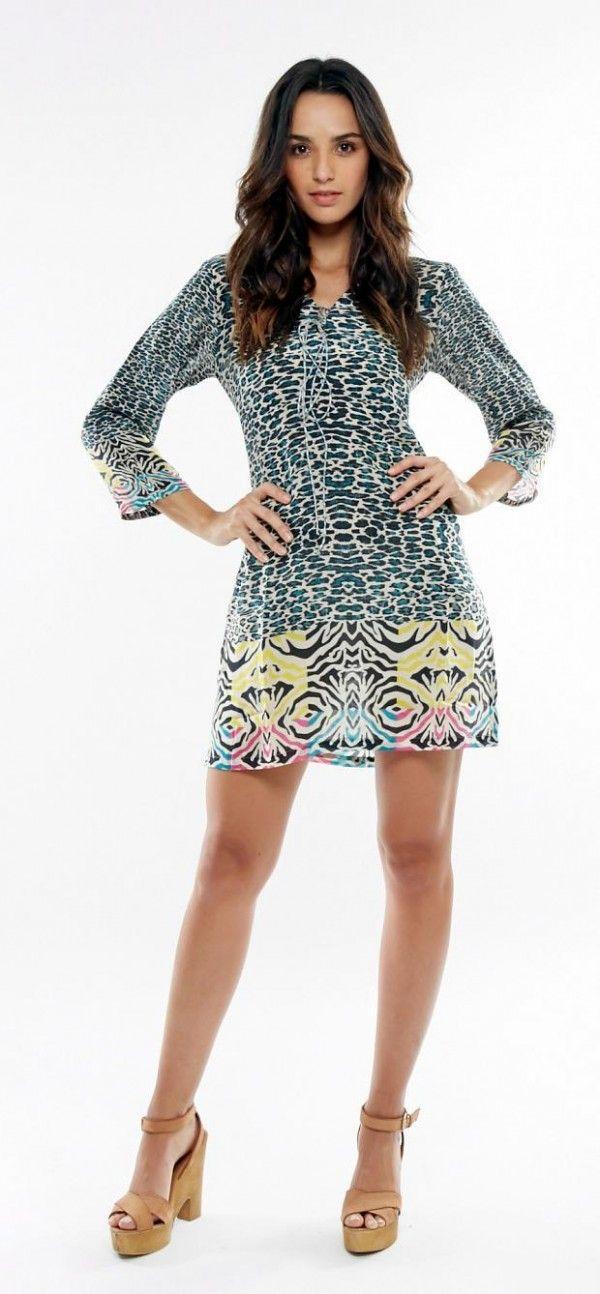 Bindya Spring-Summer 2014 Womens Clothing Lookbook