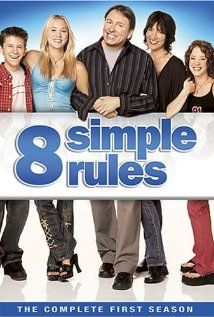 8 Simple Rules... for Dating My Teenage Daughter, I really liked this show, RIP John Ritter