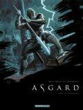 Asgard 1- Dorison Meyer Skräeling. Zo benoemen de Vikings een gehandicapte van geboorte. Het klinkt als een vervloeking. Toch staat Asgard, bijgenaamd IJzervoet, bekend als de allergrootste jager van Fjöorland. De oude krijger van de Hilde scheept in op een drakenboot voor een noodmissie. Ze maken jacht op een mysterieus zeemonster dat vissers verslindt ....