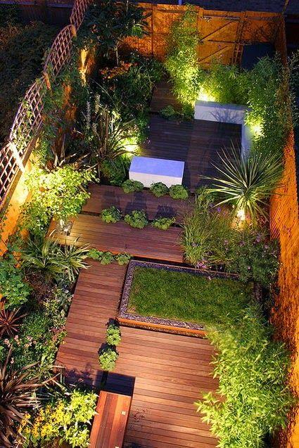 Bricolage e Decoração: Várias Ideias para Terraços ou Pequenos Pátios