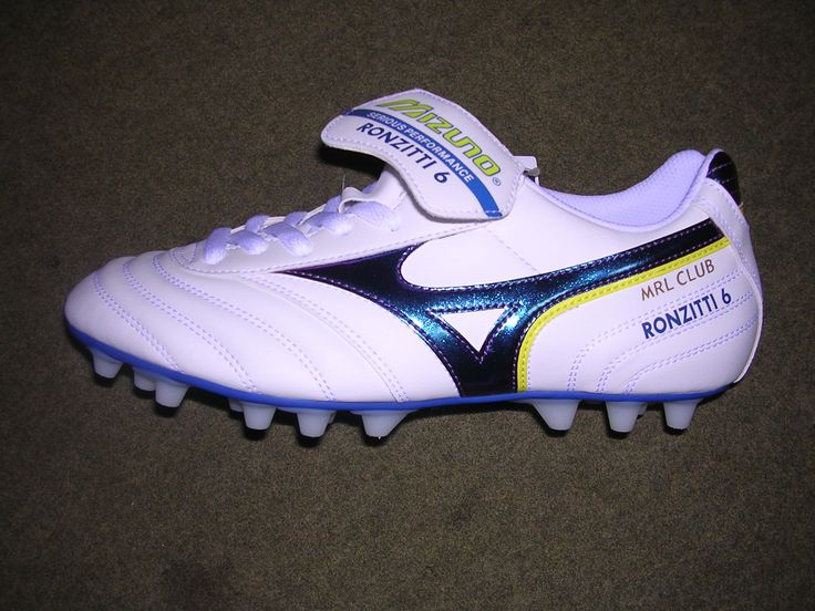 Scarpe Calcio Mizuno Morelia Club 24 Personalizzate Custom