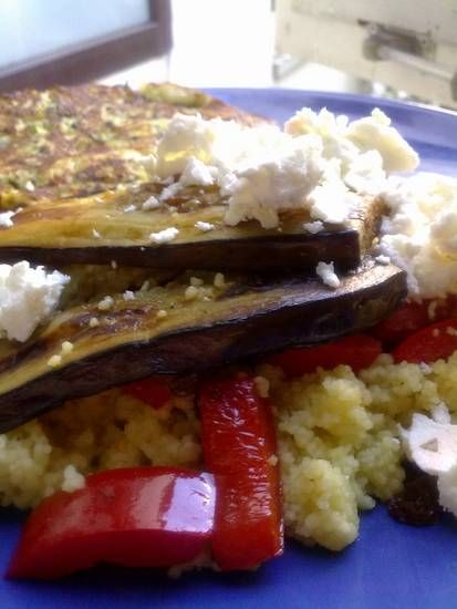 Couscous Met Courgette Frittata recept | Smulweb.nl
