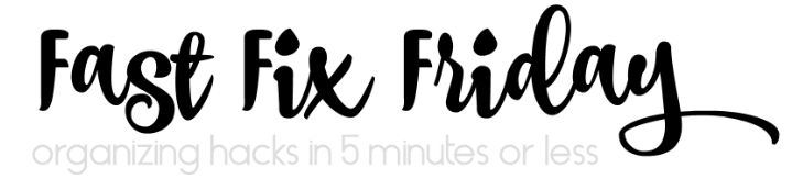 Fast Fix Friday // Tackling Bathroom Soap Scum
