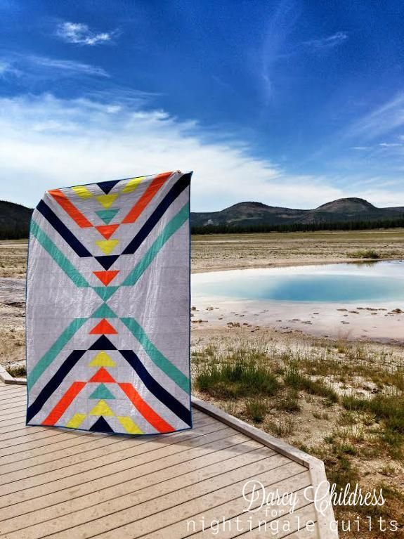 Looking for your next project? You're going to love Slip Stream by designer Nightingale Quilts. - via @Craftsy