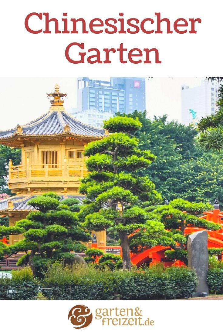 die besten 25+ chinesischer garten ideen auf pinterest | suzhou, Hause und Garten