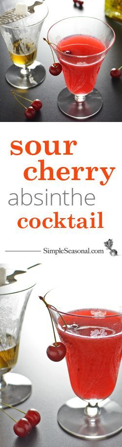 Impress your friends and raise some eyebrows when you serve this decadent, sweet, and seasonal cocktail. With each sip, the little green fairy will share some of her mysteries with you!