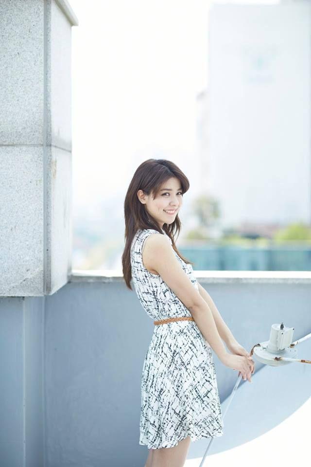髪のアクセサリーが素敵な藤井美菜さん