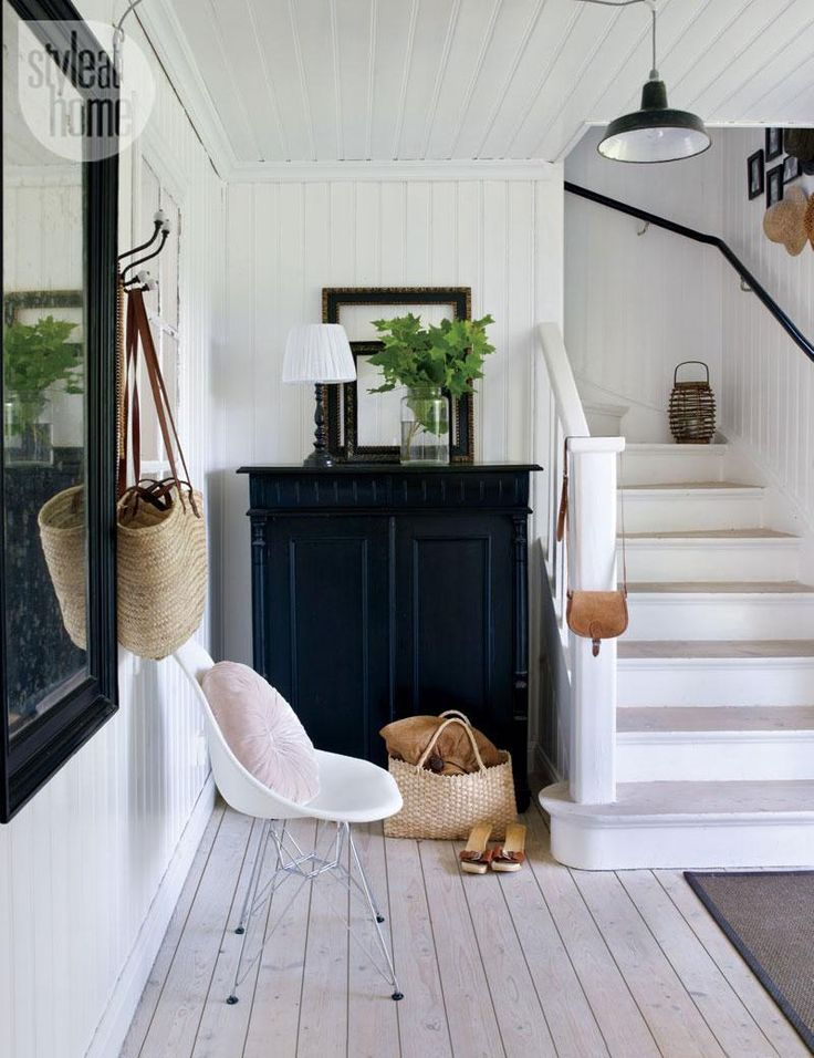 House tour: Scandinavian country style