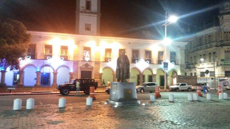 Câmara de vereadores de Salvador -Praça da Sé -Salvador Bahia Brasil
