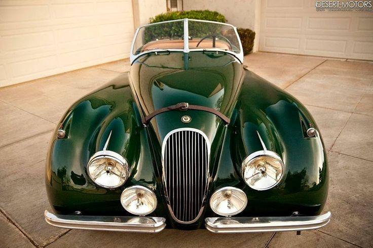 1950 Jaguar Xk 120 Jaguar xk120, Carros, Arizona