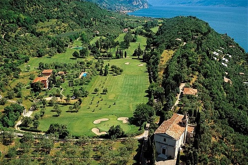 Bogliaco Golf Lake Garda