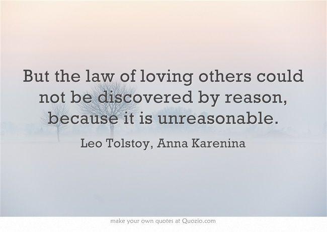Leo Tolstoy, Anna Karenina