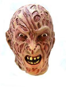 Freddy Kruger Creature Reacher Mask and Hands #Halloween #halloweencostume #freddykruger #nightmareonelmstreet #horror