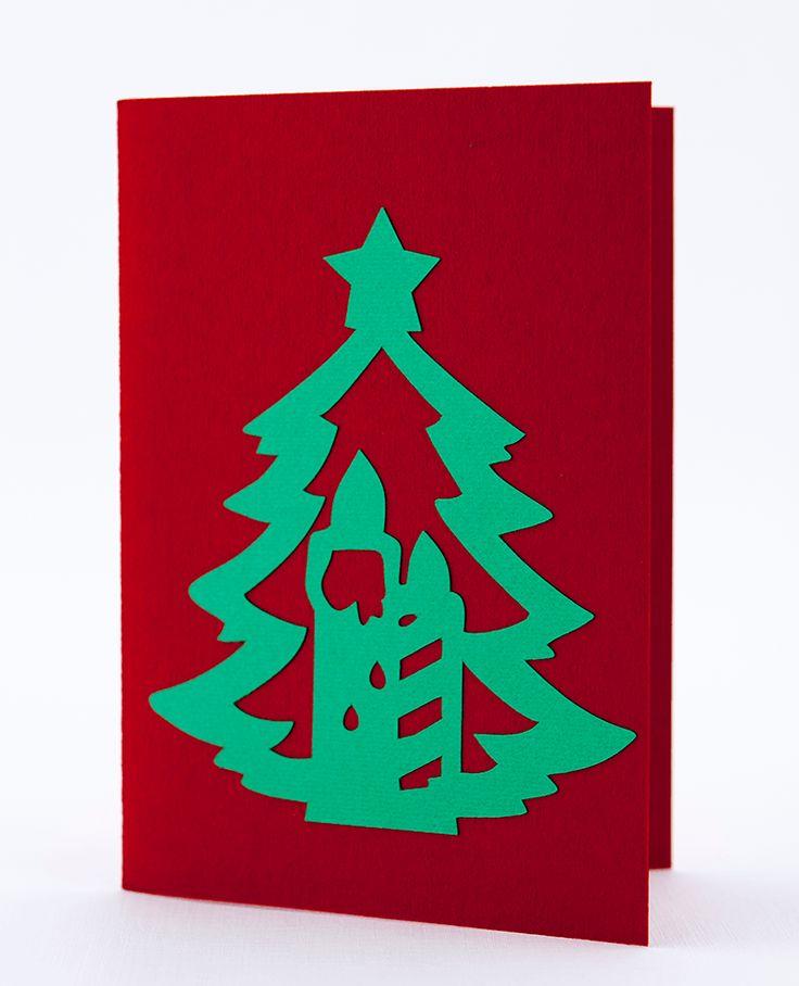 Christmas Card / Felicitare Craciun #ChristmasCard