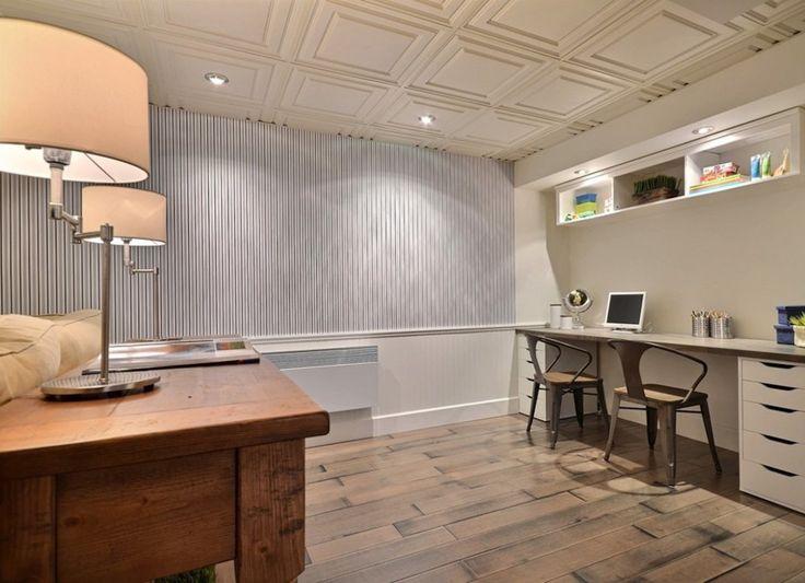 Best 10 low ceiling basement ideas on pinterest for Design ideas for low ceilings