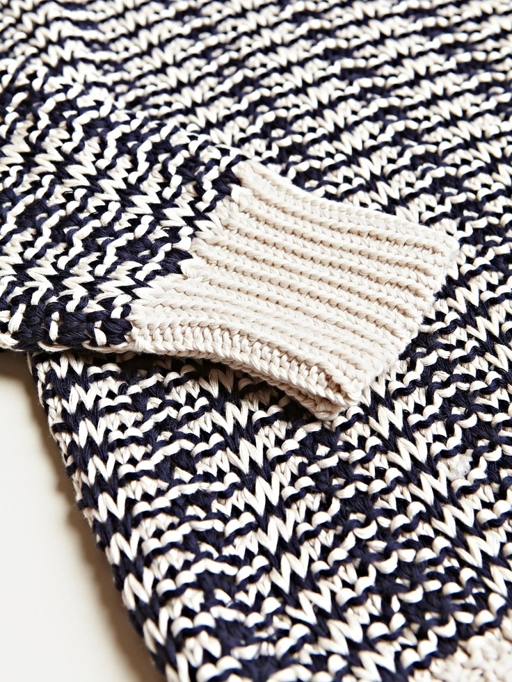 Jil Sander Cruise Women's Contrast Colour Knit Jumper