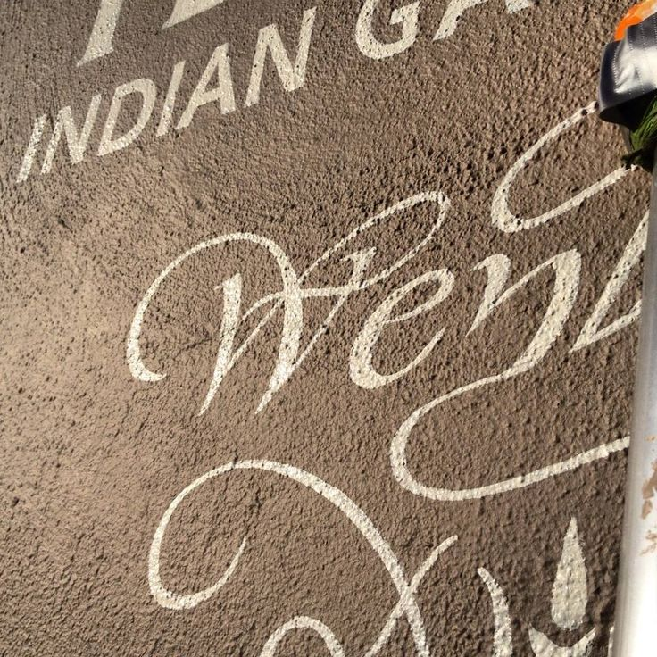 No7 Temple Indian Gastronomy, Weybridge, by NGS signwriters Nick and Tobi 002