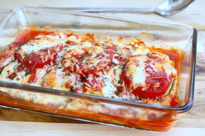 De makkelijkste lasagne ooit - Francesca Kookt
