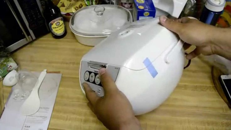 Tiger Rice Cooker unboxing HD