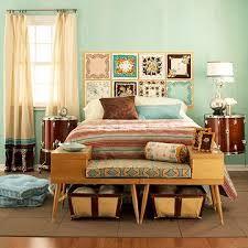 vintage bedroom ideas - Google Search