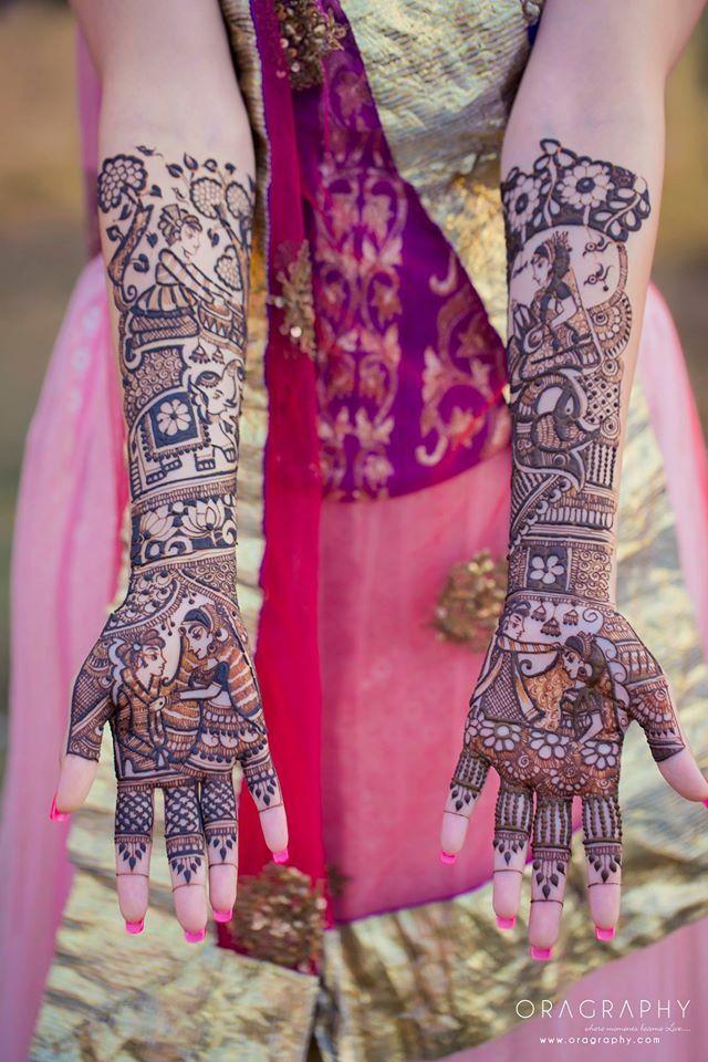 Wow! Photo by Oragraphy, Vadodara  #weddingnet #wedding #india #indian #indianwedding #weddingdresses #mehendi #ceremony #realwedding #lehenga #lehengacholi #choli #lehengawedding #lehengasaree #saree #bridalsaree #weddingsaree #photoshoot #photoset #photographer #photography #inspiration #planner #organisation #details #sweet #cute #gorgeous #fabulous #henna #mehndi